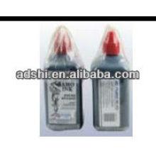 2014factory venda direta de alta qualidade Profissional 250ml Samo tinta preta tatuagem para tatuagem