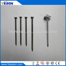 1 inch Anping good polished low carbon steel common nail factory