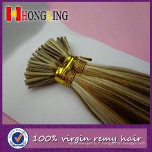 Extension de cheveux collante