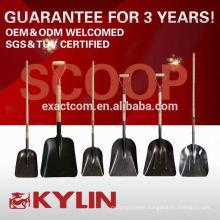 Competitive Price Antique Snow Multiple Aluminiun Shovel Scoop