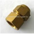OEM Copper Fitting Manufacturing Custom Copper Fitting