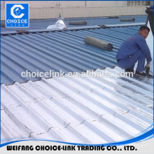 Self adhesive roofing waterproof membrane/felt manufacturer