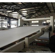 Плиты PVC/линия Штранг-прессования листа/Пластичное машинное оборудование/Прессуя линия (линия, 65/132, 51/105)