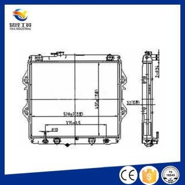 Système de refroidissement automatique de haute qualité Voiture de radiateur