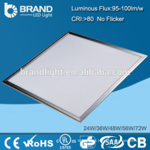 Preço competitivo Epistar 40W 600x600 Painel LED Painel LED de luz 40W