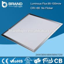 Конкурентоспособная цена Светодиодная панель светодиодной панели Epistar 40W 600x600 40W