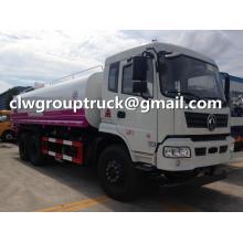 รถบรรทุกน้ำ DFAC 6X4 17000 Liters