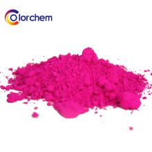 Pó fluorescente do pigmento da cor da alta qualidade para plásticos