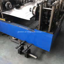 Portas de fogo de aço Rollformer Doors Rollforming Line
