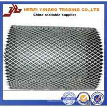 Malla de metal expandido de bajo carbono de recinto ferial