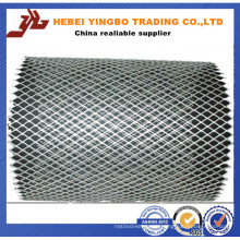 Fairground Low Carbon Expanded Metal Mesh