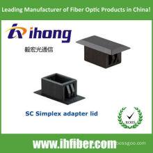SC Simplex adapter lid / adapter cap / panel lid