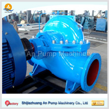 High Volume Capacity Drainage Douoble Suction Water Split Case Pump
