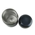 Envase de alimento vacío doble amurallada acero inoxidable