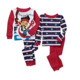 Baby Toddler Boy Character Cotton 2sets Pajamas
