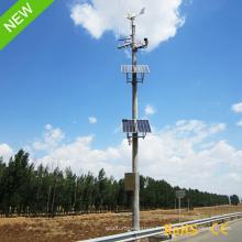 Vent solaire, système de surveillance pour vent Turbne (MINI-300W 12V)