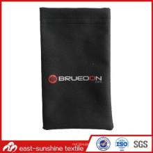 Microfiber Geschenkbeutel; Telefontasche ohne Kordelzug; Flanell-Beutel