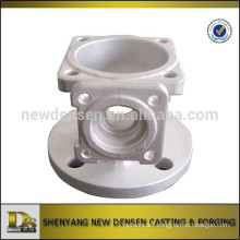 Silicon glue investment casting Pipe fittings
