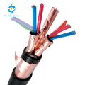 multicore XLPE Insulation pair instrumentation cable with GSW armored 600/1000V