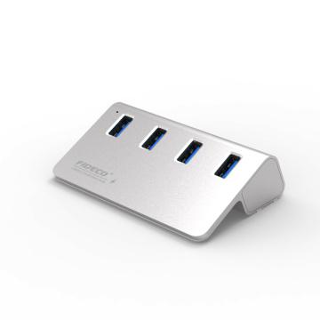 4-Port SuperSpeed USB 3.0 Hub