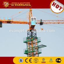 Guindaste de torre do equipamento do edifício de QTZ 40 Guindaste de torre para o trabalho de construção