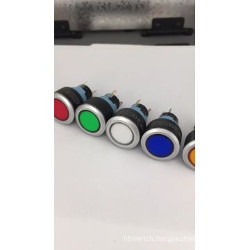 22mm Power Symbol Reset Push Button Switch