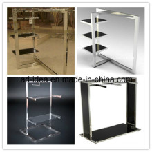 Pop New Stainless Steel Coat Display Racks