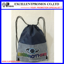 2015 News Fashion Design Drawstring Mochila (EP-B6192)