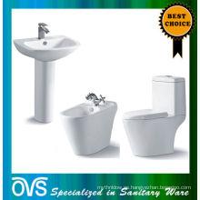juego de baño de cerámica sanitario Artículo: A1003B