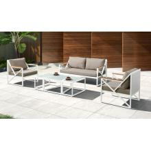 RATTAN GARDEN MÖBLER SOFA TABLE CHAIRS