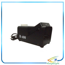 Máquina de fumo de efeito de palco mini Máquina de névoa de 400W