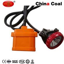 China Coal Group Kj3.5lm lámpara de tapa de seguridad de minería de alta potencia LED