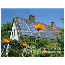 Монокристаллическая панель солнечных батарей