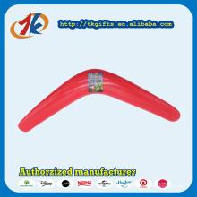 Excellent boomerang en plastique à la mode pour les enfants