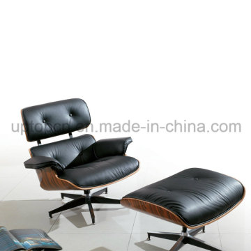 Commercial Relax Hotel Living Room Ottoman Eames Lounge Chair (SP-BC469)
