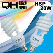Lâmpada/CFL lâmpada 20W 2700K/6500K E27/B22 de poupança de energia
