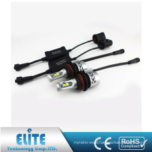 H16 G8 6000LM 6500K XHP50 Led Headlight Single White Beam Conversion Kit Bulbs With Turbine Fan,CE ROHS