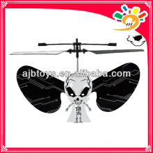 Mini 2ch IR Skull /Pumpkin Head flying rc helicopter