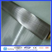 """Alibaba EUA padrão 6 """"x 6"""" 60 mesh / 250 mícrons de aço inoxidável tela / grau 430 malha de arame de aço inoxidável magnético"""