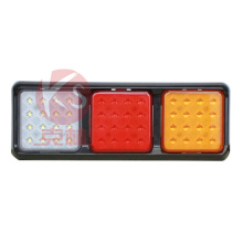 Three Pod Multifunctional Combination LED Headlights and Tail Lights