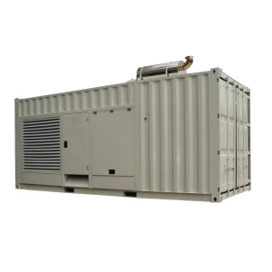 Power Generator Set by Perkins Engine