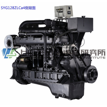 162 kW / 1800. G128 Schiffsdieselmotor. Shanghai Dongfeng Dieselmotor für Schiffsmotoren. Sdec Motor
