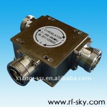 600W de alta potencia uhf rf Coaxial Circulator