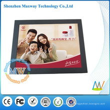 Résolution 1024 768 TFT 15 pouces LCD avec entrée VGA