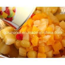 Cóctel de frutas en conserva de alta calidad 2015crop