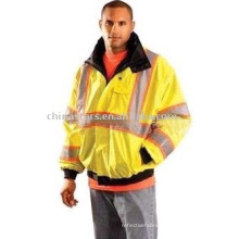 high visibility reflective safety Jackets