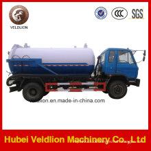 Müllwagen 7000L für das Saugen des Abwassers mit Vakuumpumpe