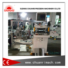 Patented Asynchronization Gap Die Cuttting Machine for Pet Double Side Adhesive Tape and Foam Tape