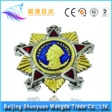 Custom Badge Makers Produce Custom Metal Pin Cap Badges