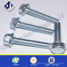 Wholesale Alibaba DIN 6921 Full Thread Flange Bolt